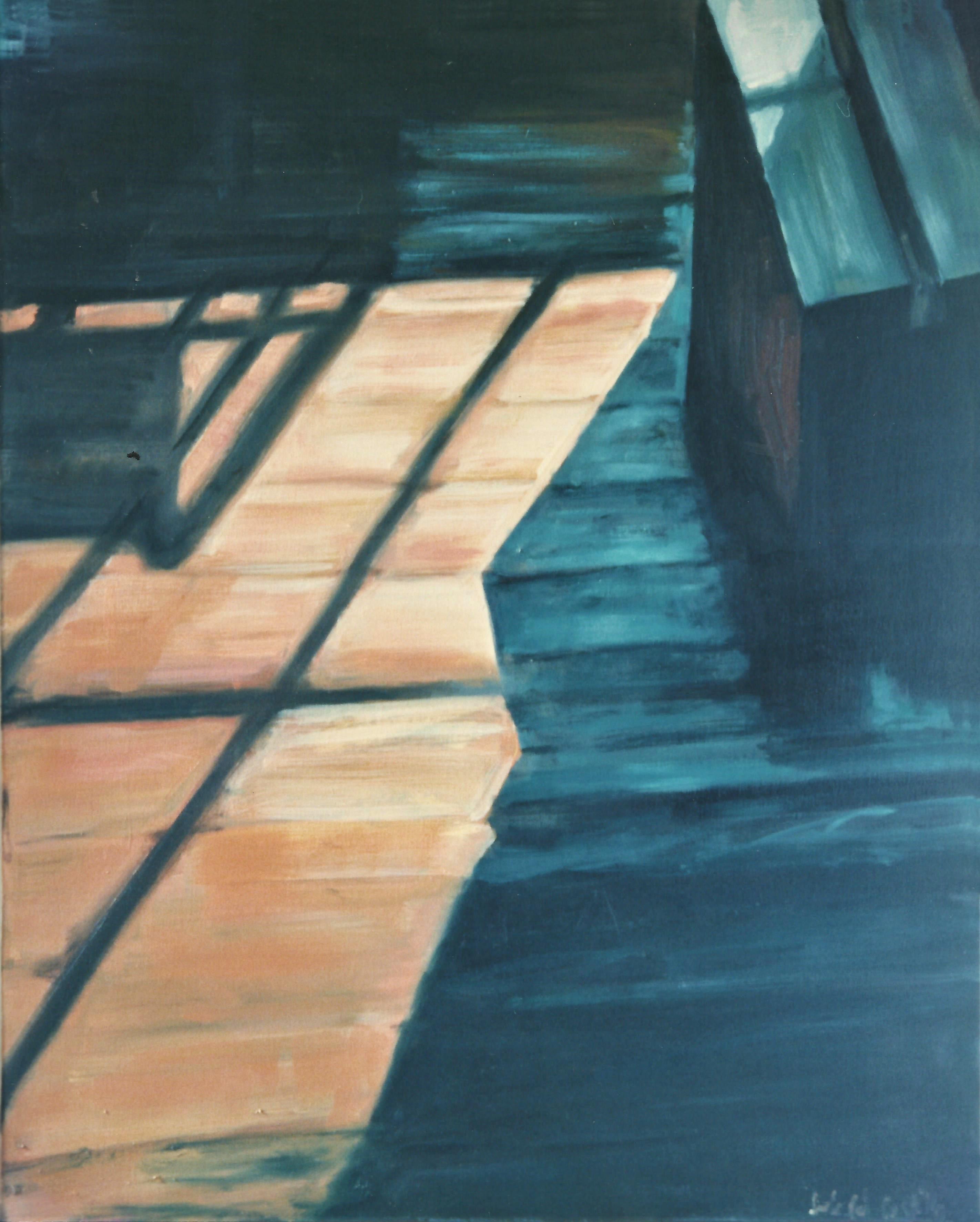 sin título · óleo sobre lienzo · 80 x 65 cm